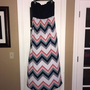 Maxi Tube dress sz XL
